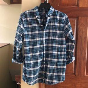 Vineyard Vines Flannel Dress Shirt